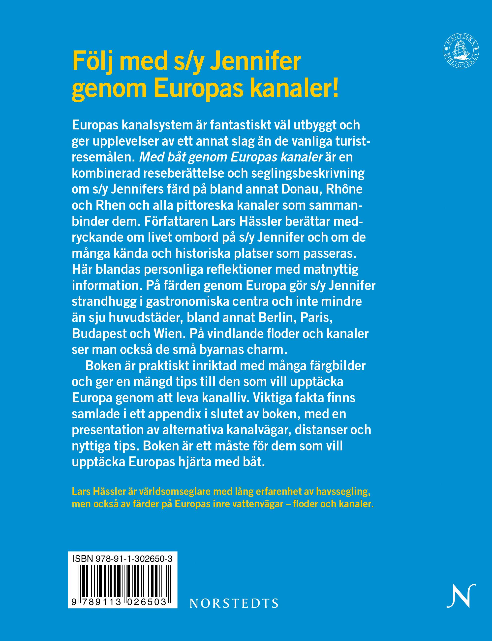 Eiropas kanaler baksida
