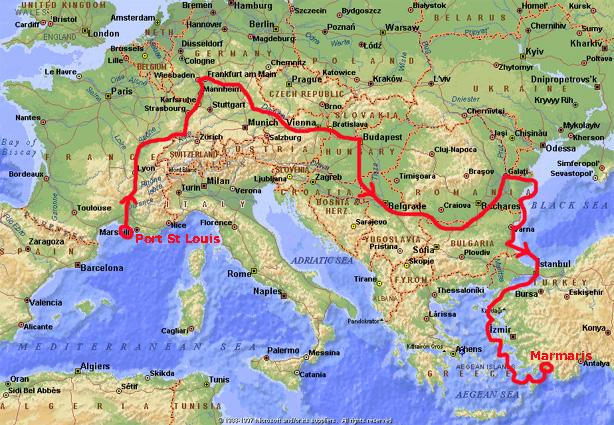 Kartan 2009